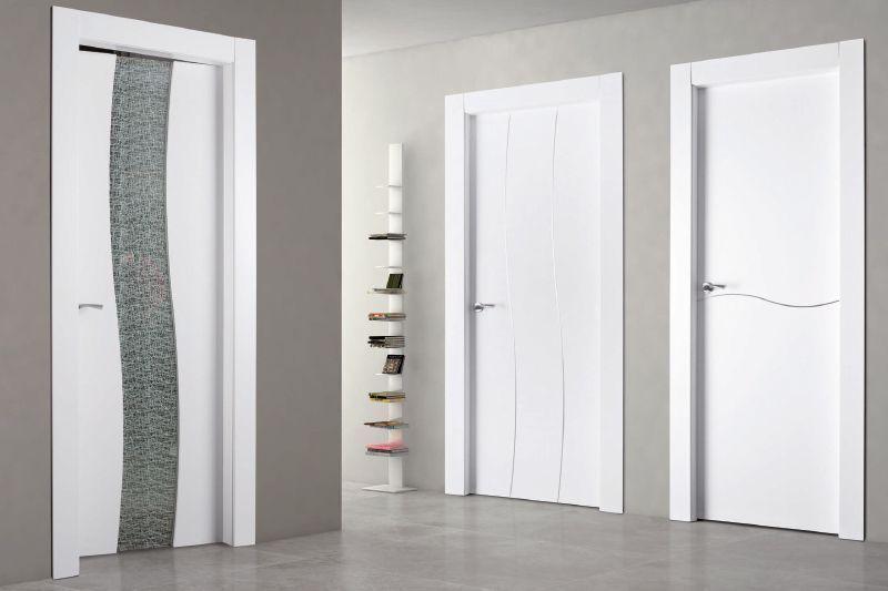 Puertas de interior y exterior en toledo puertas a medida - Puertas modernas interior ...